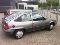gebrauchte Opel Kadett Fahrzeuge