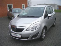begagnade Opel Meriva bilar