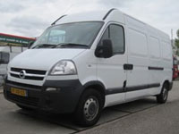 used Opel Movano cars