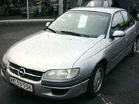 begagnade Opel Omega bilar
