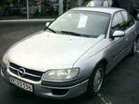used Opel Omega cars