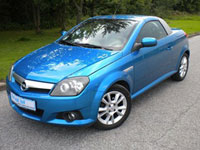 occasion Opel Tigra voitures