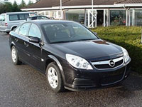 used Opel Vectra cars