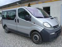 brugte Opel Vivaro biler