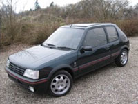 usate Peugeot 205 auto