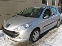 usate Peugeot 206+ auto