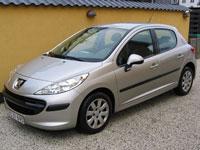 używane Peugeot 207 samochody