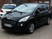 używane Peugeot 3008 samochody