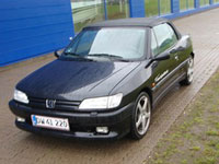 second-hand Peugeot 306 Cabriolet mașini