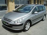 used Peugeot 307 cars
