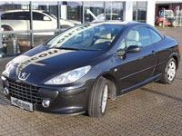 usate Peugeot 307 CC auto