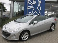 used Peugeot 308 CC cars