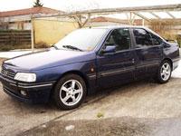 begagnade Peugeot 405 bilar