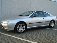 used Peugeot 406 Coupe cars