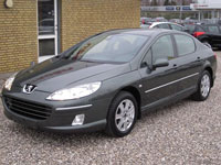 occasion Peugeot 407 voitures