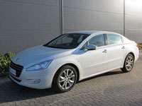 occasion Peugeot 508 voitures