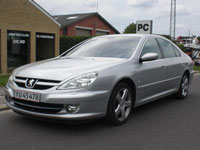 usados Peugeot 607 coches