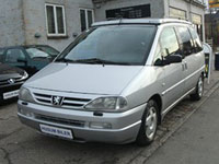 occasion Peugeot 806 voitures