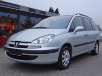 occasion Peugeot 807 voitures