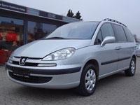 used Peugeot 807 cars