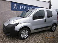 used Peugeot Bipper cars