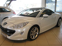 used Peugeot RCZ cars