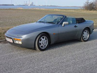 usado Porsche 944 carros