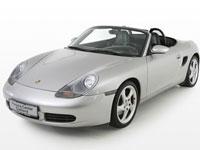 usado Porsche Boxster-Series carros