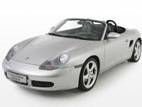 used Porsche Boxster-Series cars