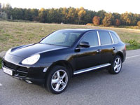 used Porsche Cayenne-Series cars