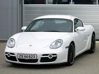 used Porsche Cayman-Series cars