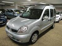 używane Renault Kangoo samochody