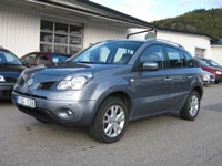 used Renault Koleos cars