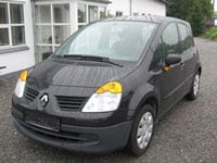 occasion Renault Modus-Series voitures