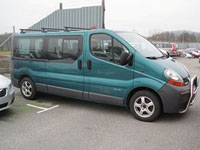 usate Renault Trafic auto
