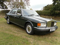 begagnade Rolls Royce Silver Spur bilar
