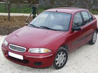usate Rover 220 auto