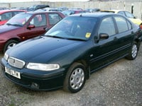 second-hand Rover 416 mașini