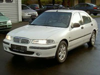 second-hand Rover 420 mașini