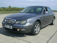 second-hand Rover 75 mașini