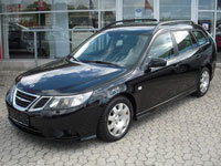 begagnade Saab 9-3 bilar
