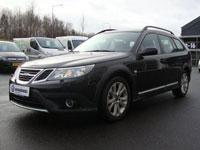 used Saab 9-3X cars