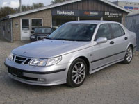 brugte Saab 9-5 biler