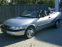 begagnade Saab 900 Cabriolet bilar