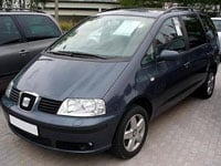 second-hand Seat Alhambra mașini