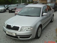 begagnade Skoda Superb bilar