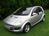 used Smart ForFour cars