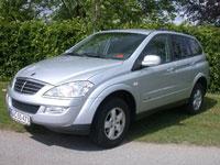 usados Ssangyong Kyron coches
