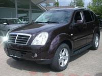 używane Ssangyong Rexton II samochody