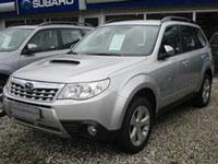 brugte Subaru Forester biler
